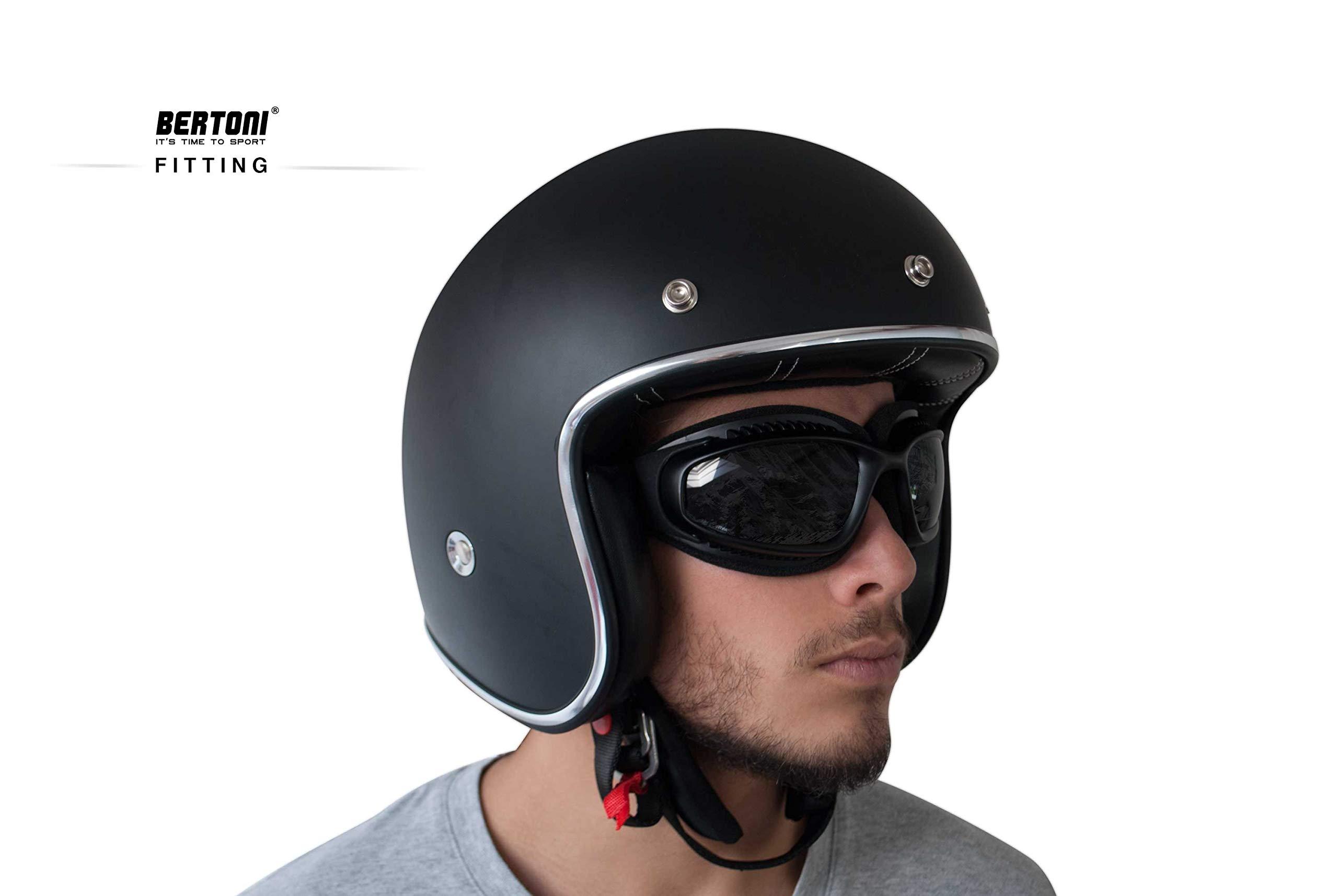 Masque moto Bertoni AF113 5