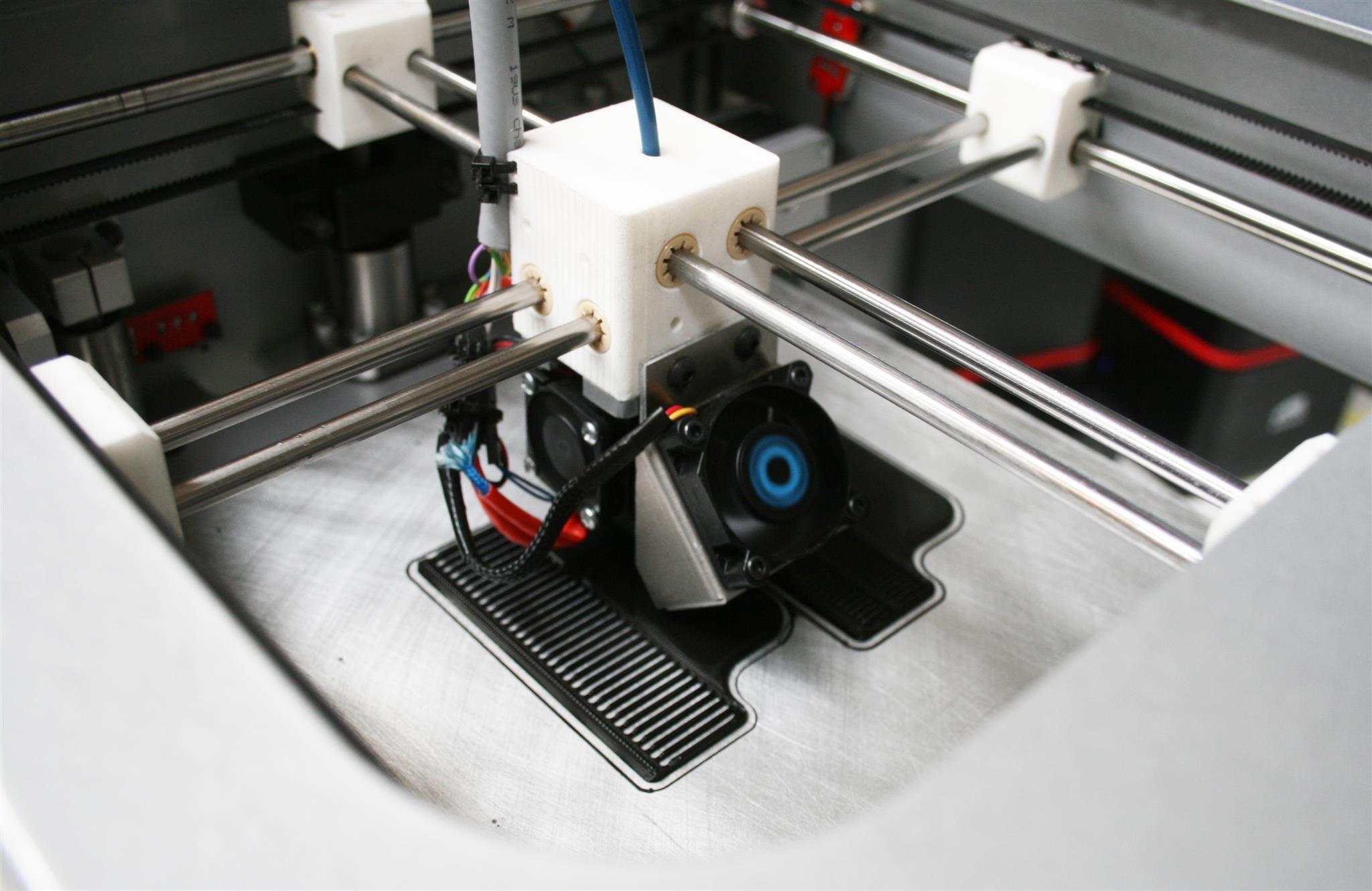 Impresora 3D FFF de alambre A200 Calibración automática silenciosa