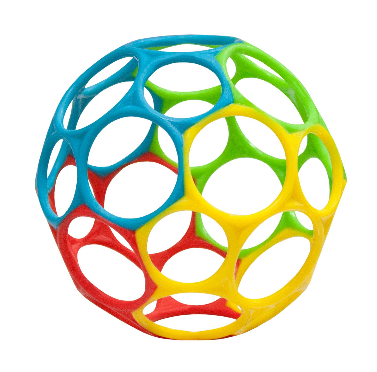 Rhino Toys 4-inch Oball (Colours May Vary) 1