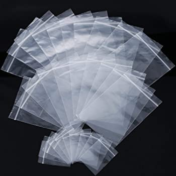 138x185mm 50 7x5 Packed by the CandyRushTM Charity Clear Cello Cellophane Bags for Greeting Cards Sticky Seal Plastic Display Bag For Cards Crafts Display