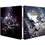 Final Fantasy XV: Kingsglaive (Steelbook- Edizione Limitata) (Blu-Ray + DVD)