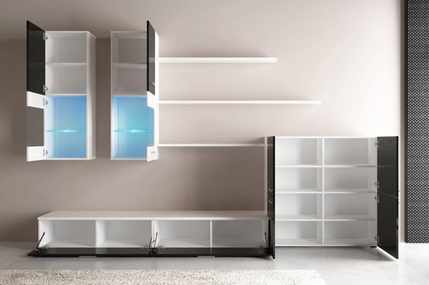 Home innovation mobile soggiorno parete da sogiorno con