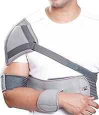 Tynor Elastic Shoulder Immobilizer - Large