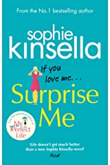 Surprise Me: The Sunday Times Number One bestseller Paperback