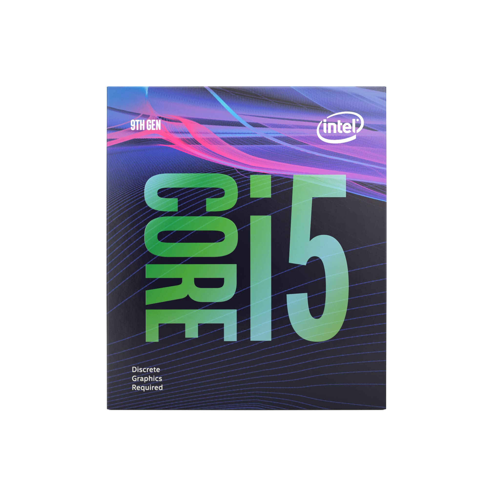 Intel i5-9400F processeur 2.90n2900 9 Mo – Processeurs (2.90 2900, 14 nm, 9th Generation Intel Core i5 Processors, 9 Mo, 4.10 4100, DMI3)