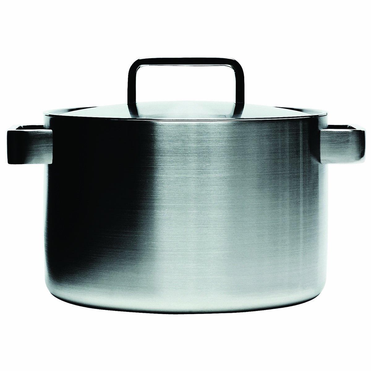 Iittala Töpfe iittala 162652 tools topf mit deckel 8 liter amazon de küche