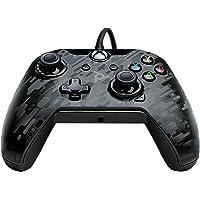 PDP Controller con cavo Xbox One - series X nero mimetico