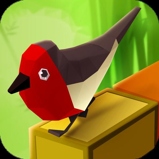 Vogel Abenteuer