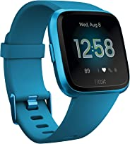 Fitbit FB415BUBU Versa Lite Smartwatch - Marina Blue Aluminium