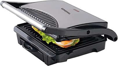 Concord Sandwich Maker/Grill (1000 W with Oil Drip Tray)