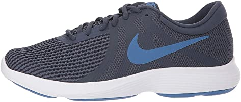 Nike Women's Revolution 4 Obsidian/Mountain Blue Running Shoes (908999-403)