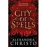City of Spells (sequel to Into the Crooked Place)