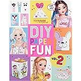 Depesche-DP-0010956 DIY Paper Fun, Top Model, Aprox. 21,5 x 27,5 x 1 cm Color (10956)