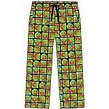 Disney Mens Kermit The Frog Lounge Pants Pyjama Bottoms, Small to X-Large