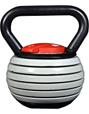 Durafit - Sturdy, Stable and Strong Adjustable Kettlebell, 20 Kg