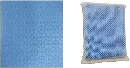 Scotch-Brite Bathroom Wipe (2Pcs) & Bathroom Net Sponge