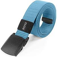 Eono by Amazon - Cintura in Nylon Leggero per Uomo Donna Cintura Militare Tattica per Carichi Pesanti Cintura con Fibbia…