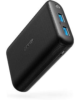 mit PowerIQ Das Upgrade Samsung Galaxy und mehr 10000mAh externer Akku kompakte 12W Powerbank Anker PowerCore 10000 Redux f/ür iPhone