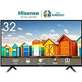 """Hisense H32BE5000 TV LED HD 32"""", USB Media Player, Tuner DVB-T2/S2 HEVC Main10 [Esclusiva Amazon - 2019]"""
