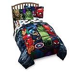 Avengers Infinity War Twin Comforter and Sheet Set