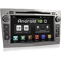 XOMAX XM-D03LA Autoradio mit Android 10 passend für Opel Corsa, Astra, Vectra, Zafira etc. I 2 GB RAM, 32 GB ROM I GPS…