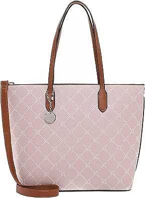 Tamaris Shopper Anastasia 30107 Damen Handtaschen Karo oldrose 651 One Size