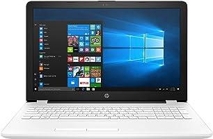 """HP 15.6"""" Dizüstü Bilgisayar, Intel Core i3-5005U, 256 GB SSD, 4 GB DDR3L, Intel HD Graphics 5500, 7WJ83EA, Windows 10, Beyaz"""
