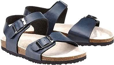 Tchibo TCM Kinder Sandalen Tieffußbett verstellbare Riemchen