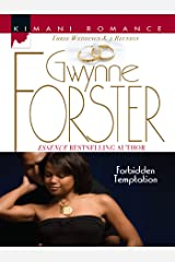 Forbidden Temptation (Mills & Boon Kimani): The Lockharts: Three Weddings and a Reunion Kindle Edition