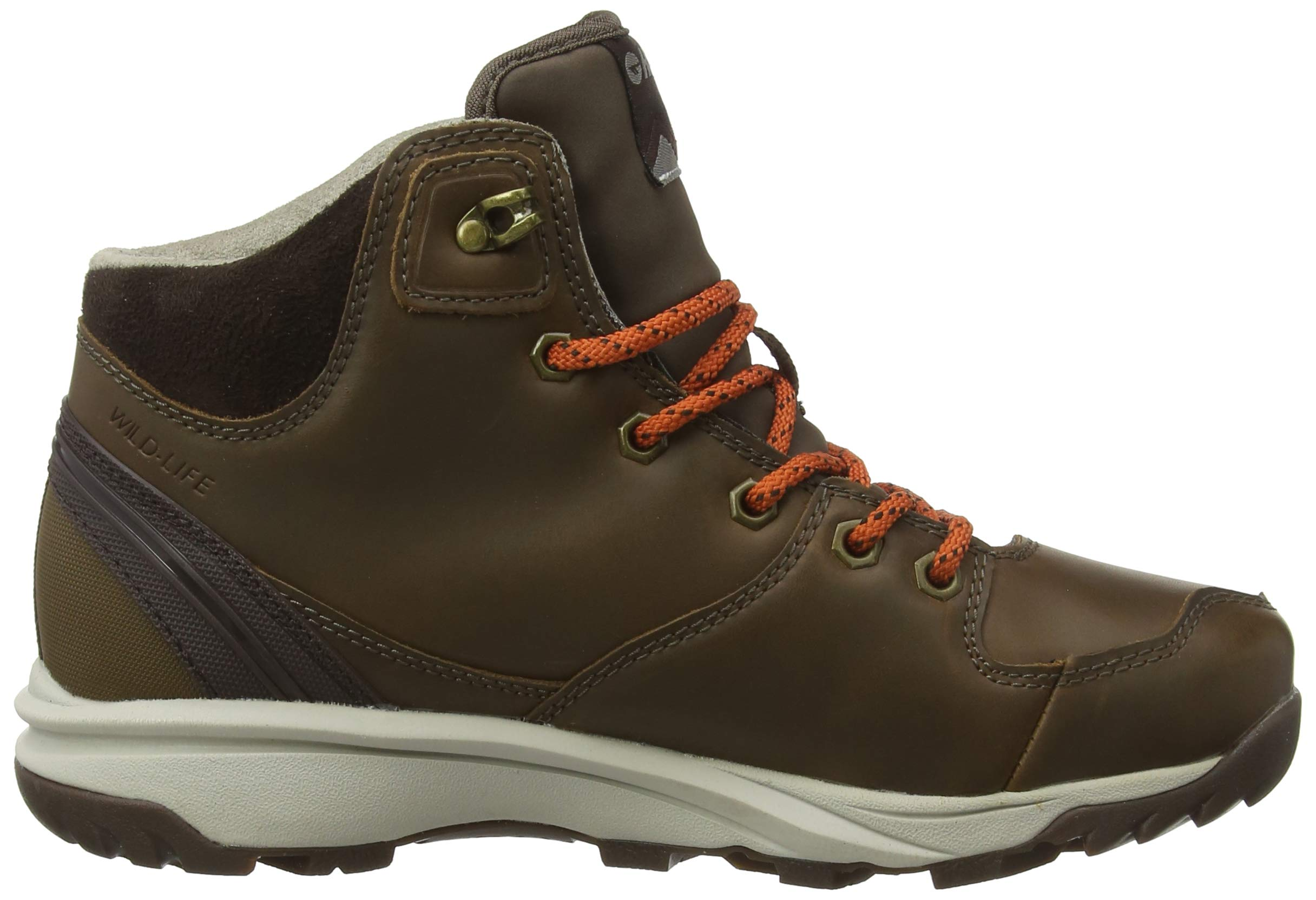 Hi-Tec Women's Wild-Life Luxe I Waterproof High Rise Hiking Boots 6