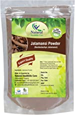 Natural Healthlife Care 100% Natural Jatamansi (NARDOSTACHYS JATAMANSI)(Rhizome) Powder