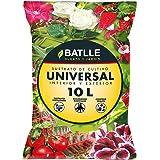 Zaaigoed Batlle Substraat Universal 12x4.5x4.5 cm 50 hojas