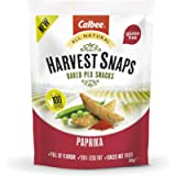 Harvest Snaps - Baked Pea Snacks - Paprika - 1 bag of 85 grams