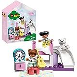 LEGO 10926 DUPLO barnrumslekbox 1 set, stora stenar utbildningsleksaker, färgglad