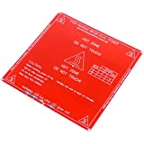 Robodo PR9 RepRap MK2B 3D printers Dual Power PCB HeatBed Heat Bed 12 or 24V Update of MK2A