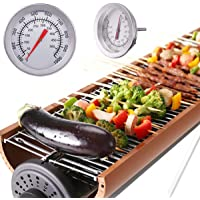 KING DO WAY Barbecue Termometro (Diametro 52mm)