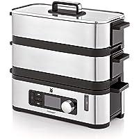 WMF KITCHENminis Cuiseur Vapeur Electrique Ultracompact Design Elegant Inox Cromargan Haute Qualité 2,15L Sans BPA 2…