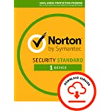 Norton Security Standard 2019 1 Device 1 Year Antivirus Included PC Mac iOS Android Download