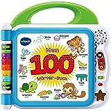 VTech 80-601504 Livre de 100 Mots pour bébé, Jouet pour bébé, Livre de bébé