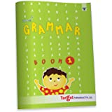 Nurture English Grammar and Composition Book 1 for Primary Students | Practice Exercises with Colourful Pictures for 5 to 7 Y