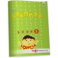 Nurture English Grammar and Composition Book 1 for Primary Students | Practice Exercises with Colourful Pictures for 5…