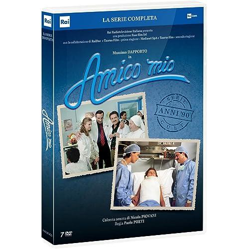 Cofanetto Amico Mio St. 1 - St. 2 (7 Dvd) (7 DVD)