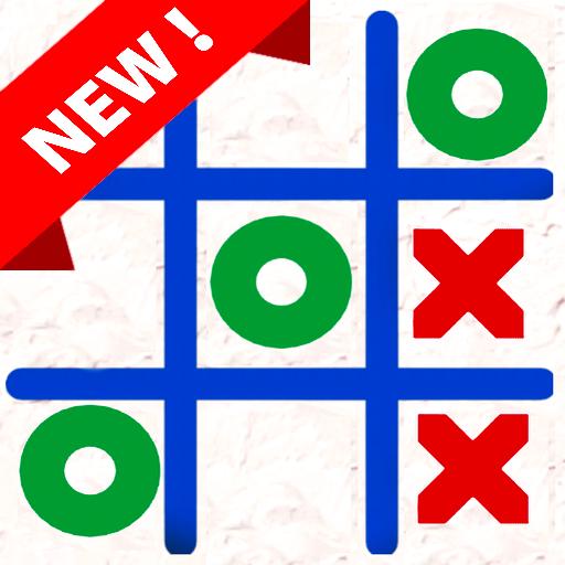 Tic Tac Toe 2 Player XO Game (Kostenlose Xo)