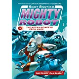 Ricky Ricotta's Mighty Robot vs. the Mecha-monkeys from Mars (Book 4) (Library Edition)