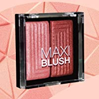 FIRSTZON Amazing girl Highlighter Contour Blusher palette | max blush shade 02