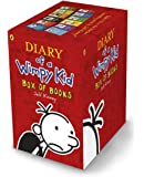 Diary of a Wimpy Kid Box Set - Books 1-12