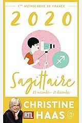 Sagittaire 2020 (J'ai lu) Format Kindle