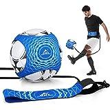 Fotbollsträning barn fotbollstränare Solo fotbollstränare, solo fotbollsträning med justerbart midjebälte för barn nybörjare
