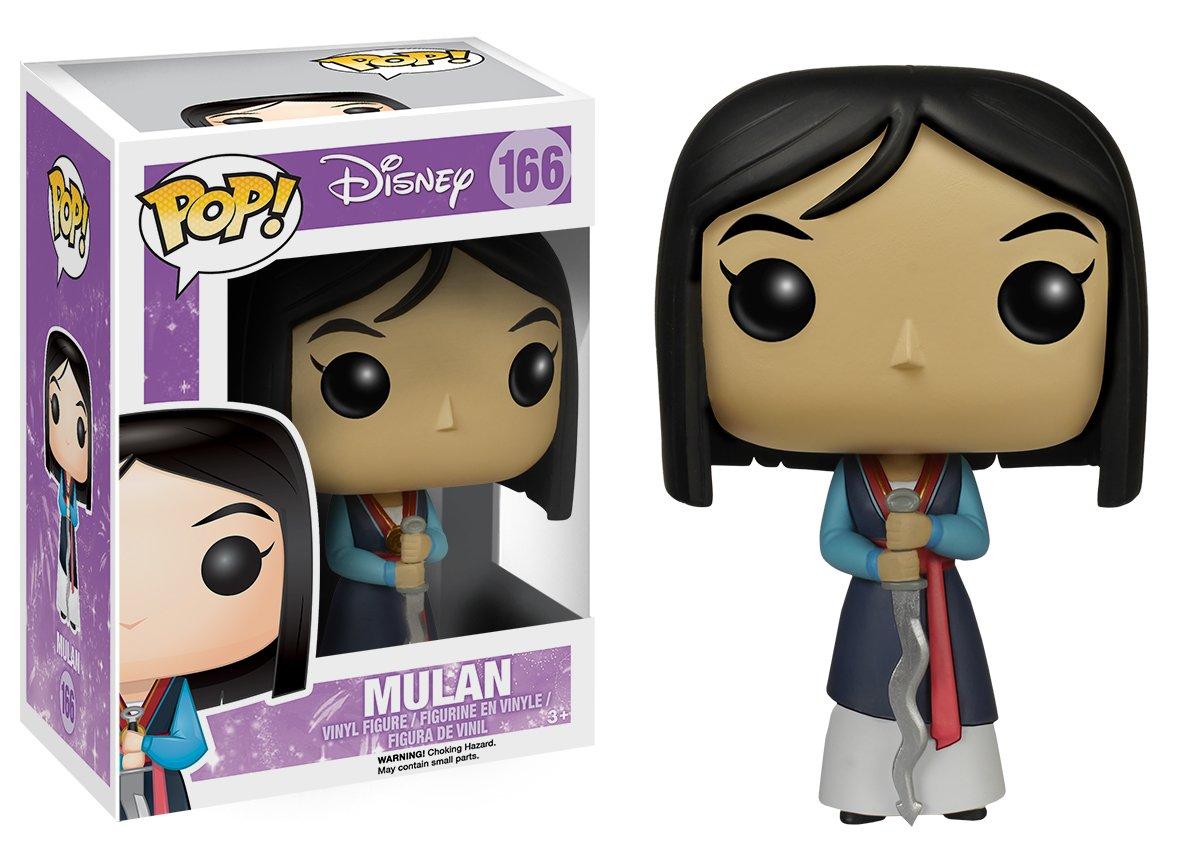 Funko Pop Mulán (Mulán 166) Funko Pop Disney