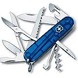 Victorinox Huntsman Folding - Cuchillo Plegable de Acampada, Color 360